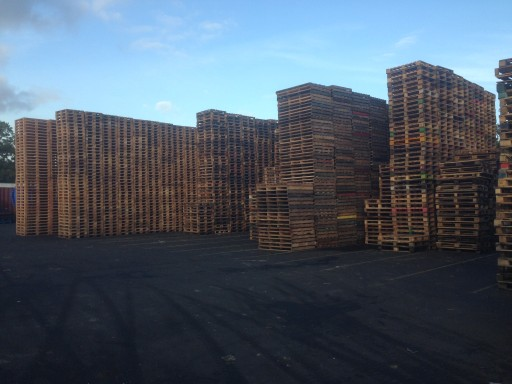 Andover Pallet Yard